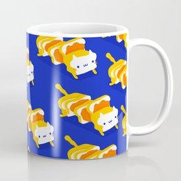 Toast Cat Coffee Mug
