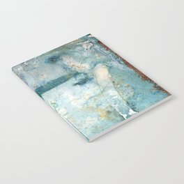 Water Damaged Notebook