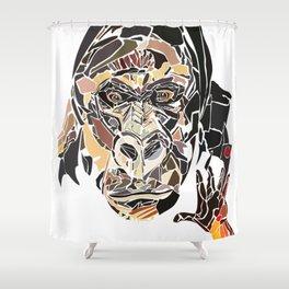 Harambe 2 Shower Curtain