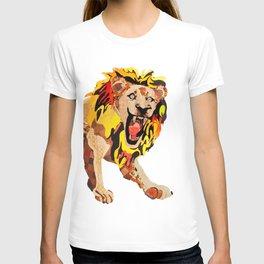 Lion's Den  T-shirt