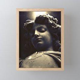 Gabriel Descending Framed Mini Art Print