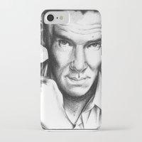 cumberbatch iPhone & iPod Cases featuring Benedict Cumberbatch by aleksandraylisk