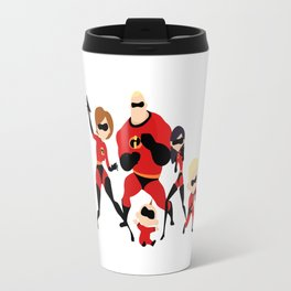 The incredibles Travel Mug