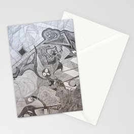 Pathways 14 Stationery Cards