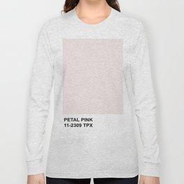 Honeymoon Hotel Petal Pink Long Sleeve T-shirt