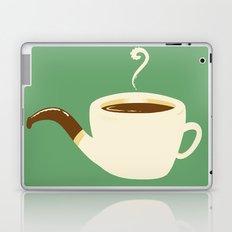 the Coffee Pipe Laptop & iPad Skin
