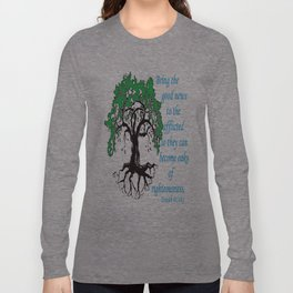 The Oak of Righteousness Long Sleeve T-shirt