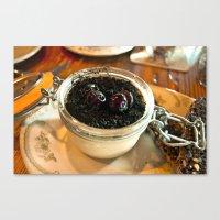 dessert Canvas Prints featuring Dessert by Samara