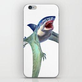 Sharkdactyl Nomdactylus iPhone Skin