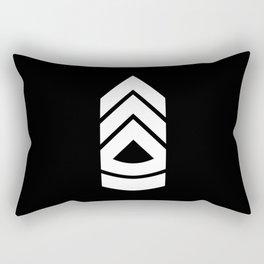 Sergeant first class Rectangular Pillow