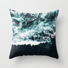 Oceanholic #society6 Decor #buyart Throw Pillow