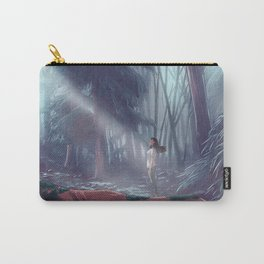 How to be a Werewolf: Malaya in the Forest Carry-All Pouch
