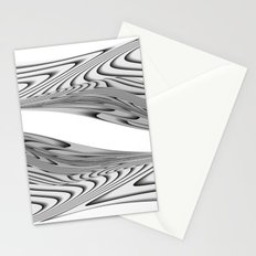Twin Beans Stationery Cards