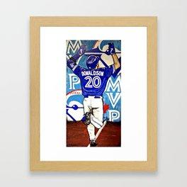 DONALDSON Framed Art Print