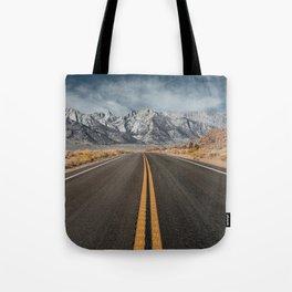 Mount Whitney 2 Tote Bag