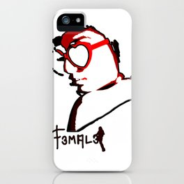 F3mal3s #3 iPhone Case