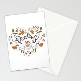 Piccolinas Stationery Cards