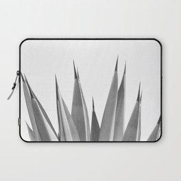 Gray Agave Dream #1 #tropical #decor #art #society6 Laptop Sleeve