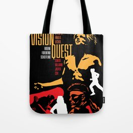 80s TEEN MOVIES :: VISION QUEST Tote Bag