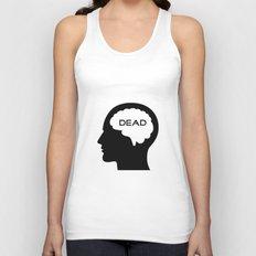 Brain dead Unisex Tank Top