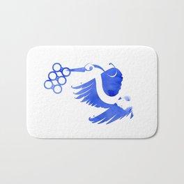 Heron (Keep it clean) Bath Mat
