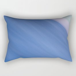 Blue sea Rectangular Pillow