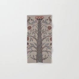 Garden Tree Hand & Bath Towel