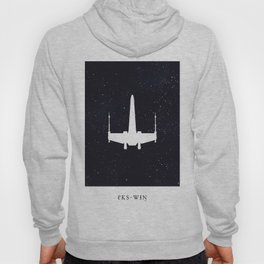 Phonetic Wing Hoody
