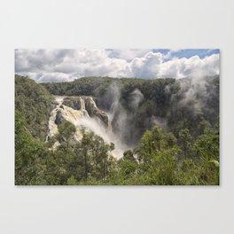 Barron Falls in Queensland Canvas Print