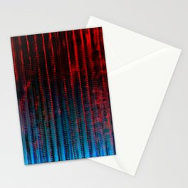 Syntax (Red + Blue) Stationery Cards
