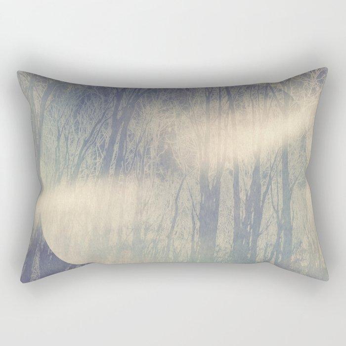 And Should We Ever Meet Again Rectangular Pillow