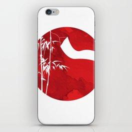 New Year Tree Bamboo Pole Vietnam Neu iPhone Skin