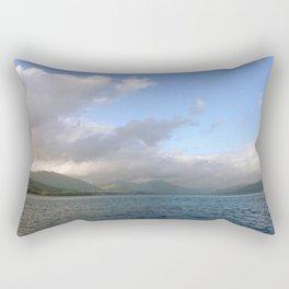 Bonnie Banks Rectangular Pillow