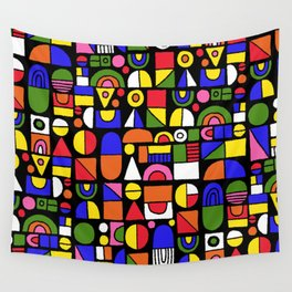Building blocks 001 Wall Tapestry