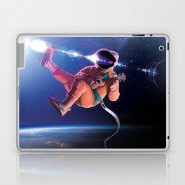 Space Uke  Laptop & iPad Skin