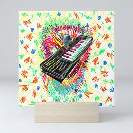 NU-KA XI Mini Art Print