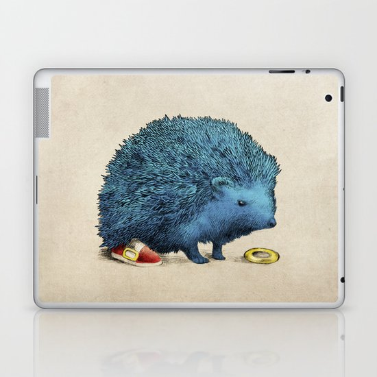 Sonic Laptop & iPad Skin