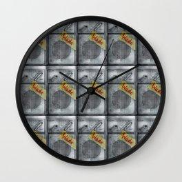 Classic retro Wade Wilson Walkman Wall Clock