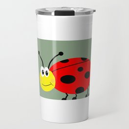 Bed Bug Travel Mug