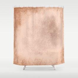 Brown grunge texture Shower Curtain