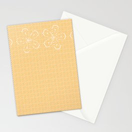 Skin Tone Lace Stationery Cards