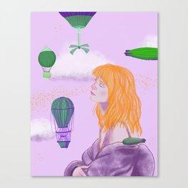 Outsider Canvas Print