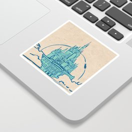 Magic Kingdom Sticker