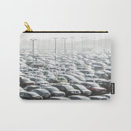 Sea of Cars Carry-All Pouch
