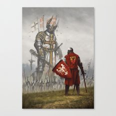 1410 Canvas Print