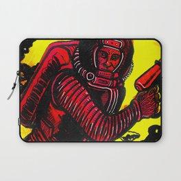 Retro Rocketman Laptop Sleeve