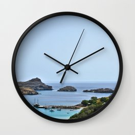 Sky View Wall Clock