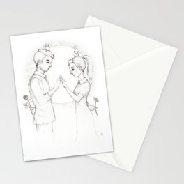 Its Love Stationery Cards