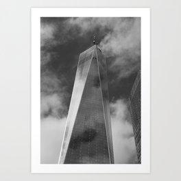 New York City - One World Trade, Freedom Tower  Art Print