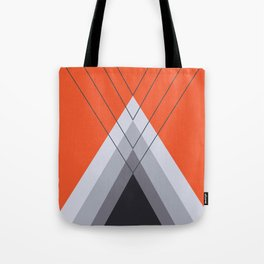 Iglu Flame Tote Bag
